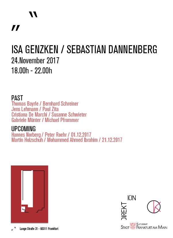 Schreiner Frankfurt direktion exhibitions